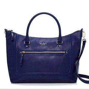 Kate Spade Riley Mott Street Satchel Handbag
